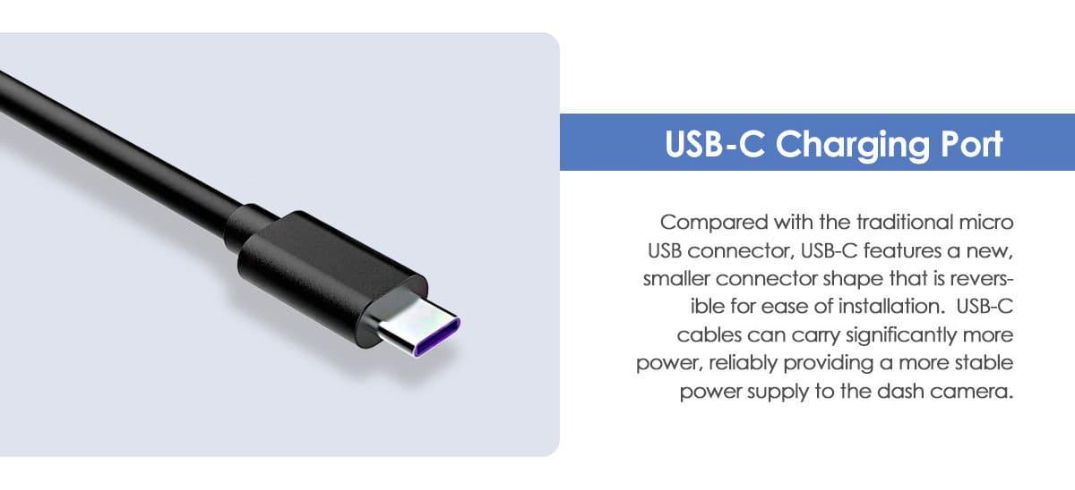 Кабель USB-C для зарядки