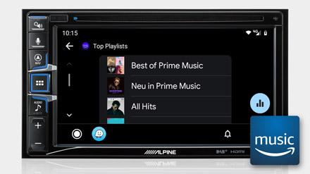 Amazon Music - INE-W611D