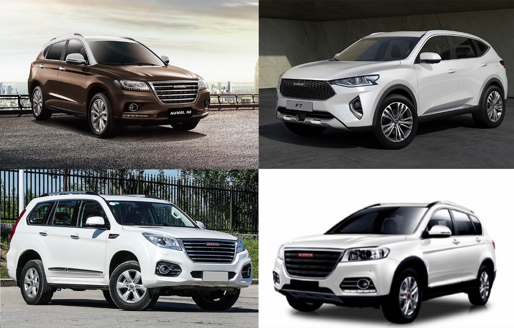 Haval collage