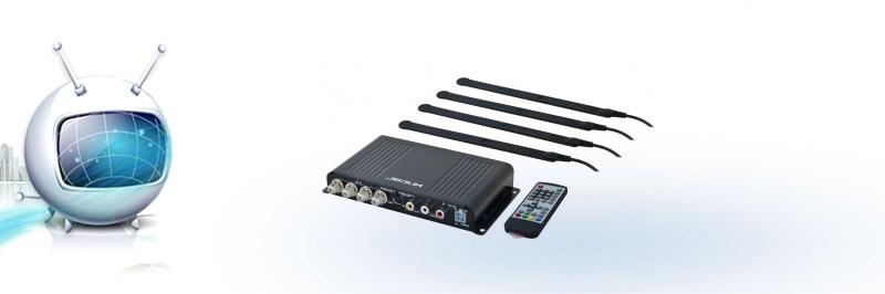 Цифровой ТВ-тюнер INCAR DTV-16