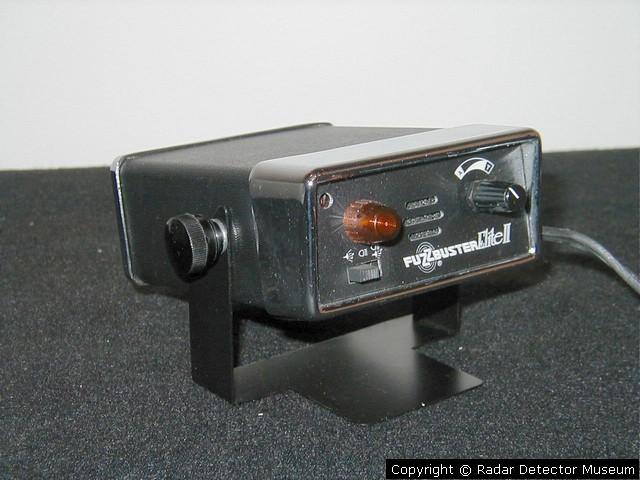 История радар-детекторов