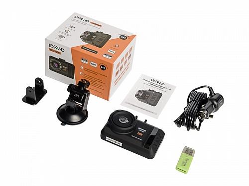Видеорегистратор-сигнатурный комбо LEXAND LRD3000