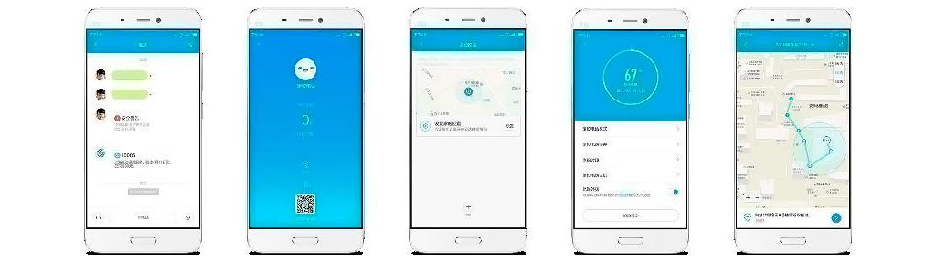 С Xiaomi GPS Tracker вы сможете удобно просмотреть координаты и ознакомиться с со всей историей перемещений за выбранную дату и время