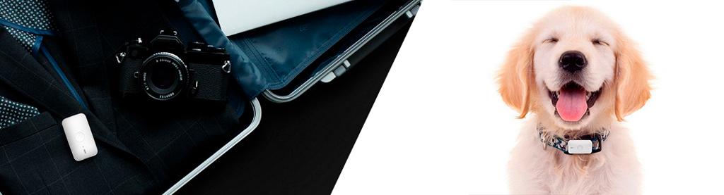 Xiaomi GPS Tracker легкий и компактный