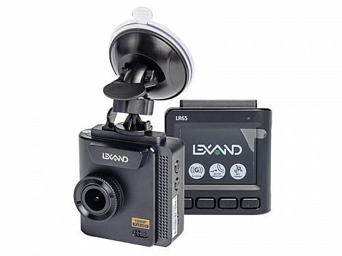 Видеорегистратор LEXAND LR65 DUAL
